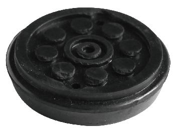 PRC Gumijas pēda hidrauliskajam domkratam Ø52mm