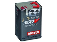 Motul 300V Competition 15W50 5L ESTER Core technology