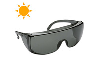 SAFETY GOGGLES SOLAR