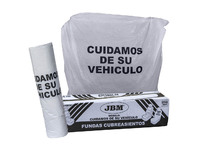 SEAT COVER ROLL 25MC 250U.