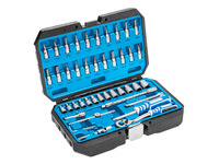 HOEGERT Tool set 46 pcs