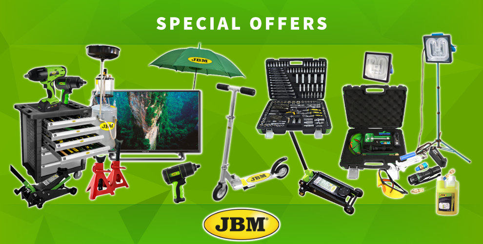 JBM special offers